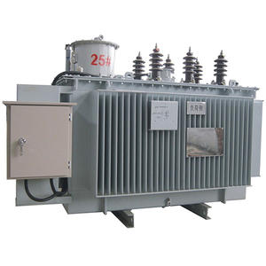 Three Phase Automatic Step Voltage Regulator