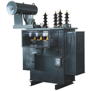 The Three-phase Step Up Oil-immersed Transformer 1000kva 0.4-33kV