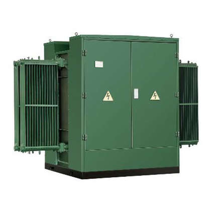 Wind farm power transformer