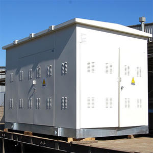 China Package unit substation manufacturer