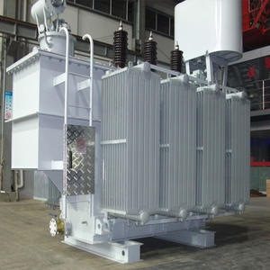 66/13.8kV High Voltage Power Transformer