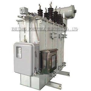 33KV 10MVA three phase step voltage regulator