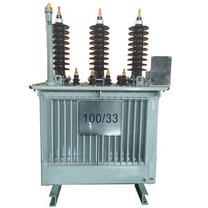 100kva 33kv with high creepage bushing