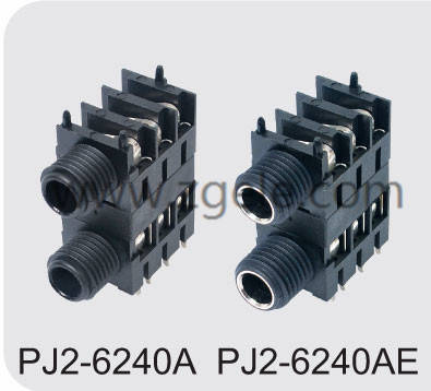 High quality lightning to headphone jack manufactures,PJ2-6240A PJ2-6240AE