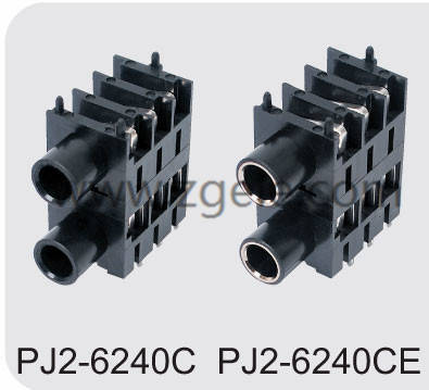 PJ2-6240C PJ2-6240CE(High quality headphone jack size chart supplier)