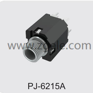 china headphones connect manufactures,PJ-6215A