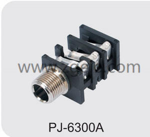 wholesale 6.35 audio jack manufactures