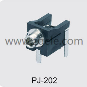 High quality stereo headphone jack supplier,PJ-202