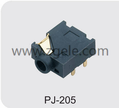 wholesale 3.5 mm jack microphone manufactures,PJ-205