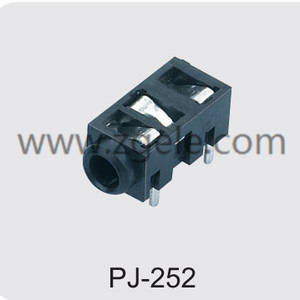 High quality quarter inch jack factory,PJ-252