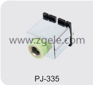 High quality 2.5 mm stereo jack wiring diagram manufactures,PJ-335