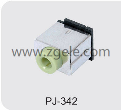 cheap 2.5/3.5 phone jack supplier,PJ-342