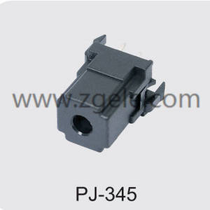 High quality mini jack adapter manufactures,PJ-345