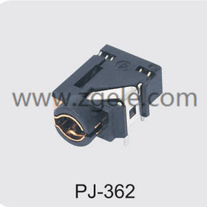 High quality headphone jack wiring supplier,PJ-362