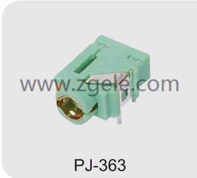 High quality stereo connector manufactures,PJ-363