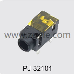 Low price 3.5 mm jack to 2.5 mm jack supplier,PJ-32101