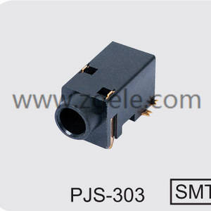 High quality types of headphone jacks supplier,PJS-303