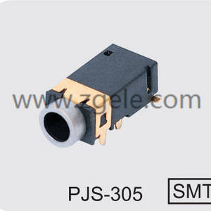 High quality headphone jack size supplier,PJS-305