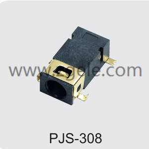 High quality headphone jack adapter factory,PJS-308