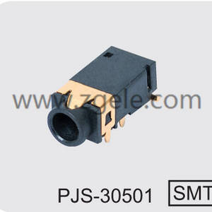 High quality 2.5/3.5 phone jack manufactures,PJS-30501
