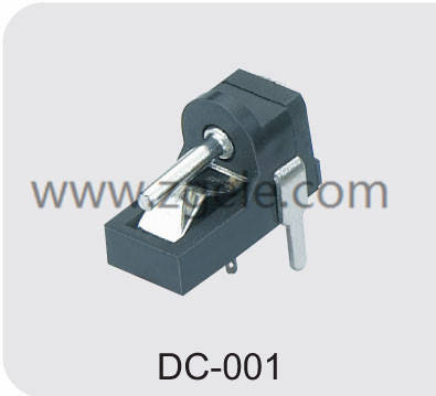 wholesale waterproof dc power jack manufactures,DC-001