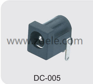 High quality dc power jack manufactures,DC-005