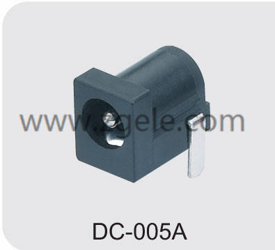 High quality dc connector adapter manufactures,DC-005A