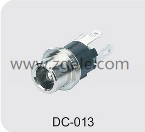 High quality soldering dc power plug agency