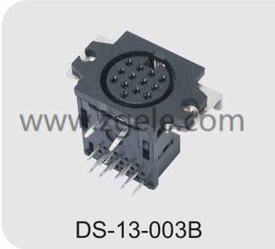 High quality bc battery connector manufactures,DS-13-003B