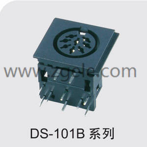 High quality din power connector factory,DS-101B