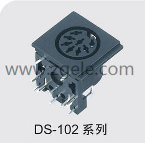 High quality mini din connector manufactures
