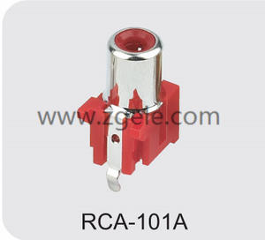 Low price rca speaker connectors discount