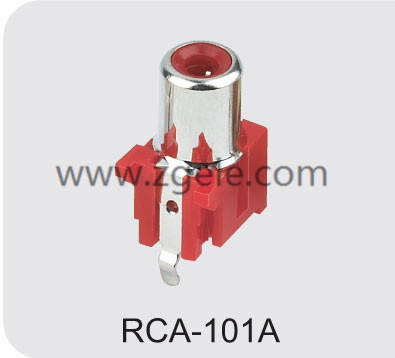 Low price rca speaker connectors discount,RCA-101A