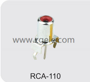 cheap solderless rca connector supplier