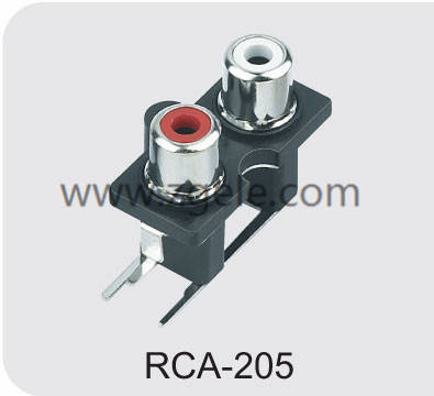 Low price best rca cables supplier,RCA-205