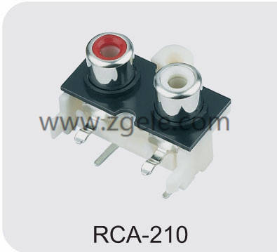 custom-made types of rca cables supplier,RCA-210