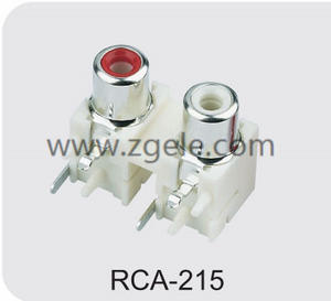 High quality RCA SOCKET supplier