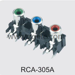 High quality rca audio video cable supplier,RCA-305A