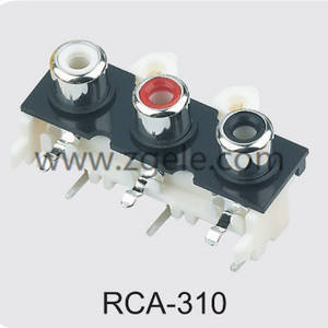 custom-made headphone jack to rca cable factory,RCA-310