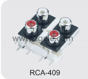 Low price standard rca cable supplier