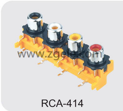 High quality rca to aux converter supplier,RCA-414