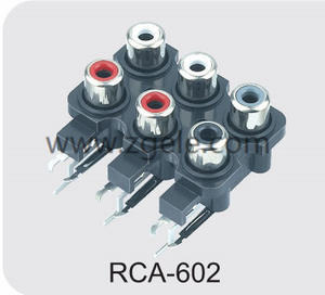 wholesale mini jack to rca adapter exportes