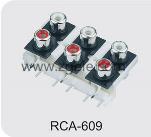 Low price rca to aux adapter brands