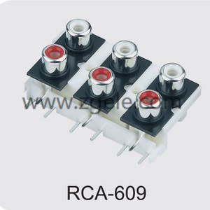 Low price rca to aux adapter brands,RCA-609