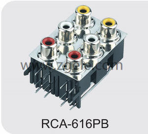 Low price rca audio cable factory
