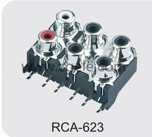 High quality rca speaker connectors supplier