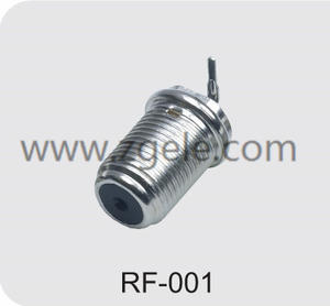 High quality f- connector factory