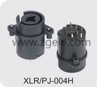 custom-made audio cable connectors agency,XLR-PJ-004H