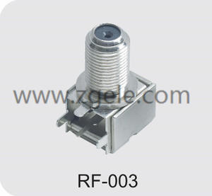 High quality rf coaxial connectors factory