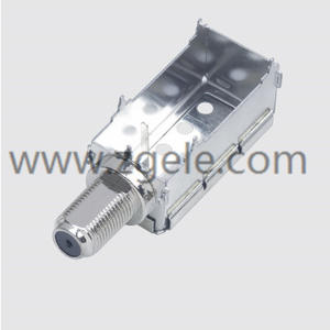 china F radio connector supplier